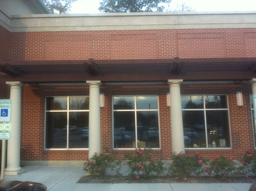 Anderson Eyecare Hermitage New Building